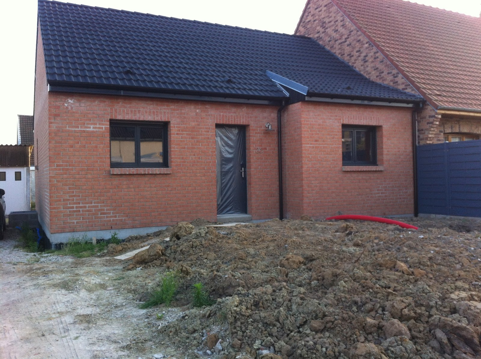 Construction d 39 une maison mikit dans le nord 59 mikit for Site construction maison